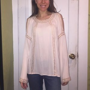 Flowerchild tunic